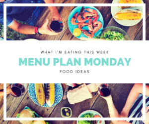 Menu Planning Monday Logo