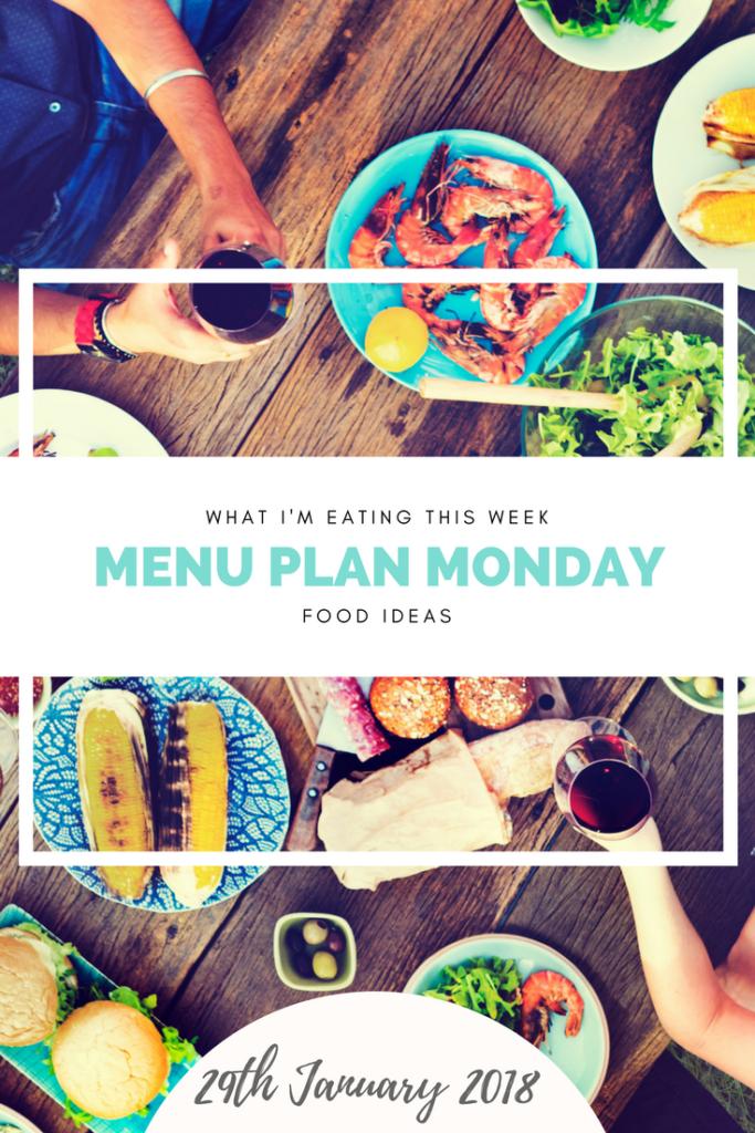 Menu Planning Monday, Meal Plan, Menu Plan, Meal Planning Monday
